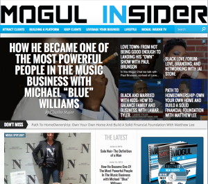 Mogul Insider Preview